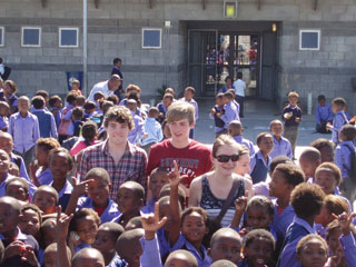 AfriTwin - Cape Town 2011