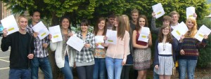 A-Level Results 2011