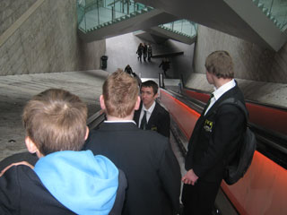 Year 10 BTEC Construction Visit to Liverpool One