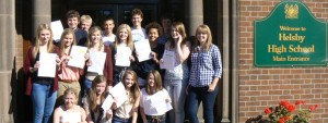 GCSE Results Day 2011