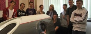 Visit to Hyperbaric Chamber