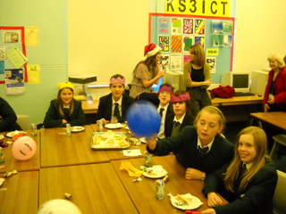 Year 8 Rewards Lunch