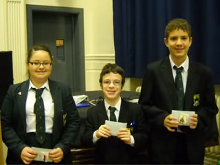 Year 8 Rewards Assembly