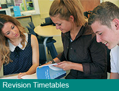 Access subject Revision Timetables